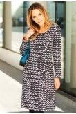 Adini SELINA DRESS MAXWELL PRINT