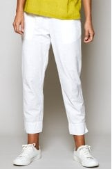 SLIM CROPPED TROUSER