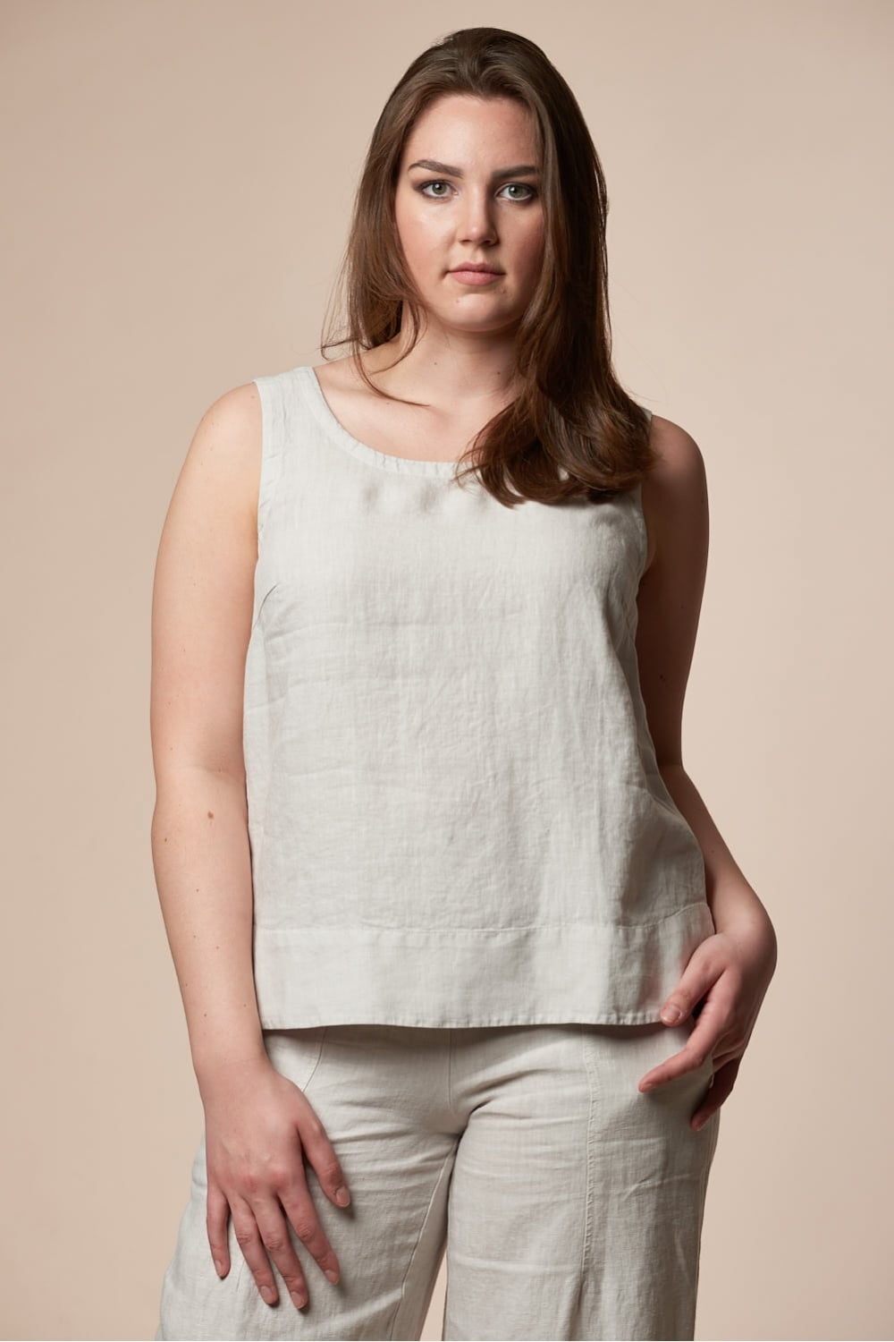 Shop Online at optimizings.cf for the Latest Womens Linen Sleeveless Shirts, Tunics, Blouses, Halter Tops & More Womens Tops. FREE SHIPPING AVAILABLE! Macy's Presents: The Edit- A curated mix of fashion and inspiration Check It Out. Free Shipping with $99 purchase + .